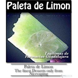 Paleta de Limon Premium