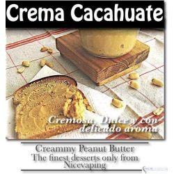 Crema de Cacahuate Premium