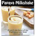 Papaya Milkshake Premium