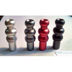 Drip Tip Burbujas Aluminio
