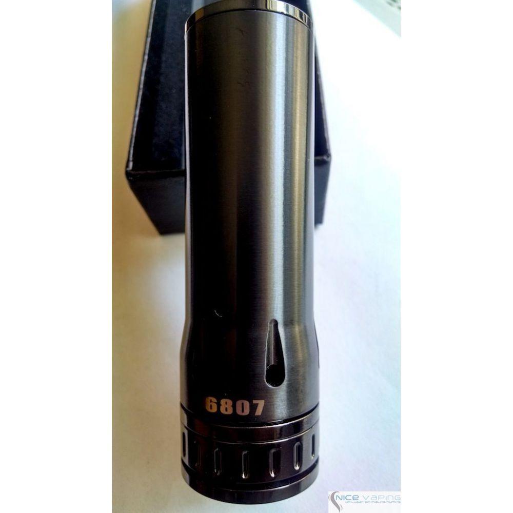 Black Hades 26650 - Acero Negro 100%