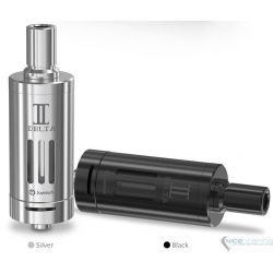 Delta II by Joyetech SS & Black-3.5ml-20-45 Watts