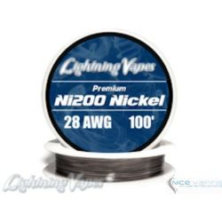 Ni200. Tempered Nickel Lighting Vapes