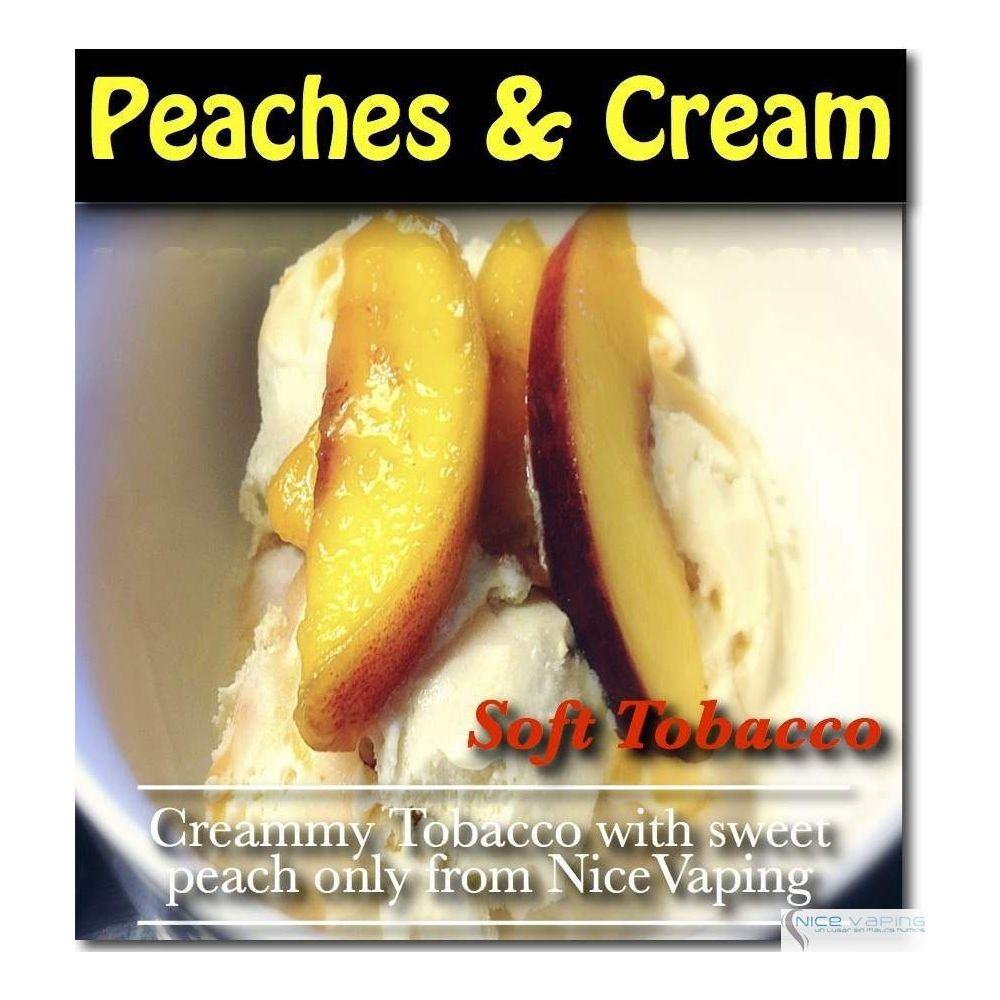 Peaches & Cream Tobacco Ultra