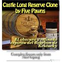 Castle Long Reserve Clone by Five Pawns