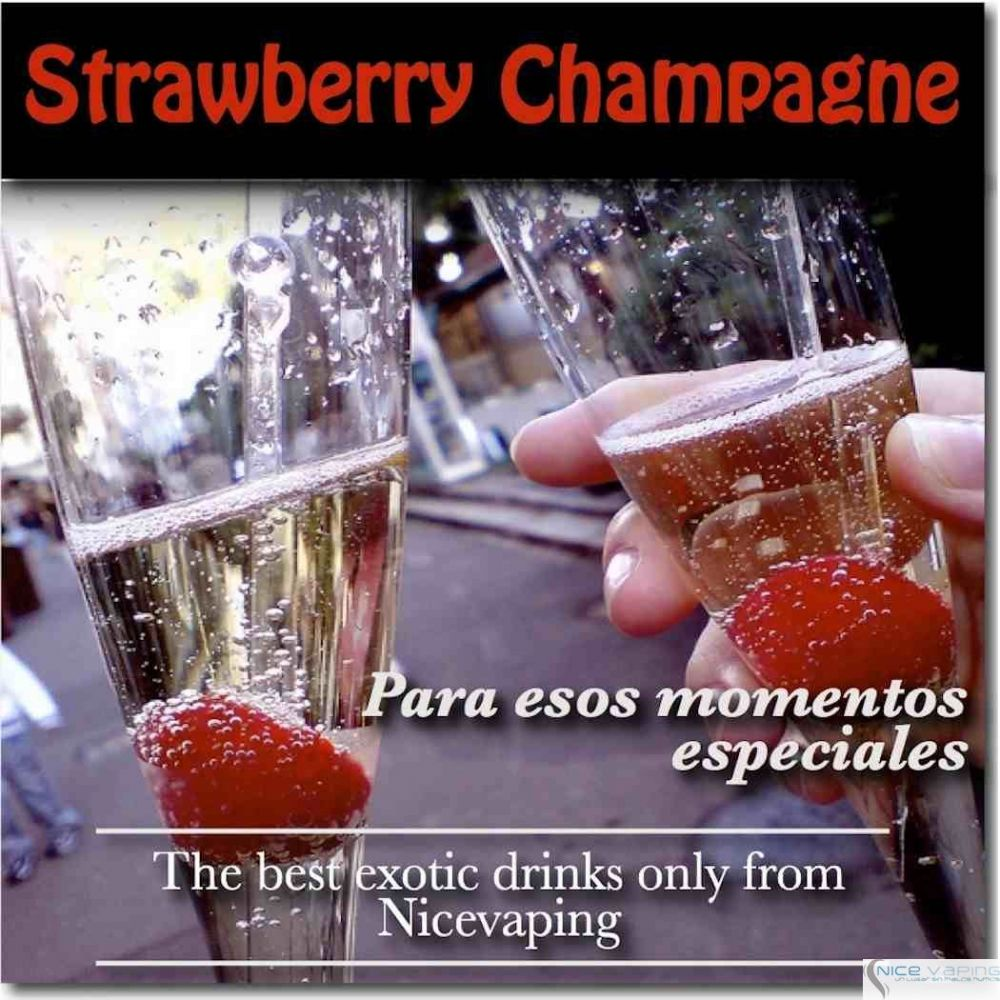 Champagne Strawberry Premium