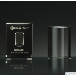 Replacement Pyrex Glass Tank Kanger Subtank Plus 25mm