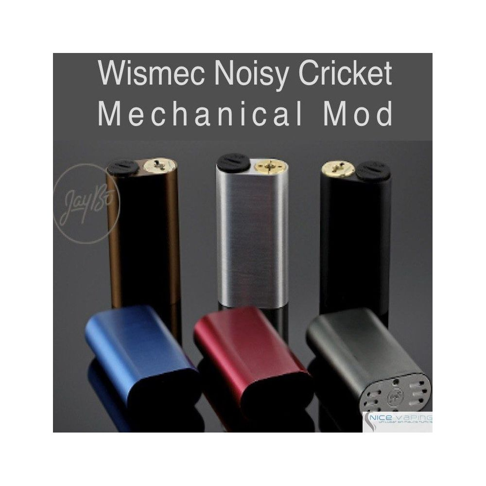 Wismec Noisy Cricket - Aluminum