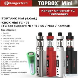 Kanger TopBox Mini 4 ml