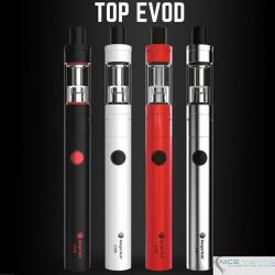 Kanger Top Evod Kit - 650mah, 1.7 ml