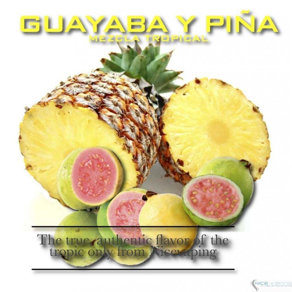 Piña y Guayaba Premium