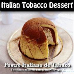 Italian Tobacco Dessert