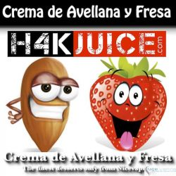 Strawberry Hazelnut by H4kJuice Clone