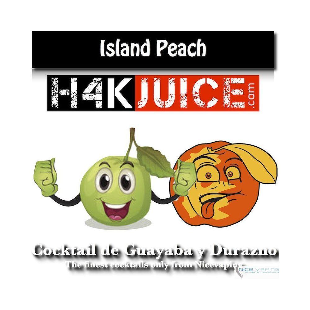 Island Peach by H4kJuice