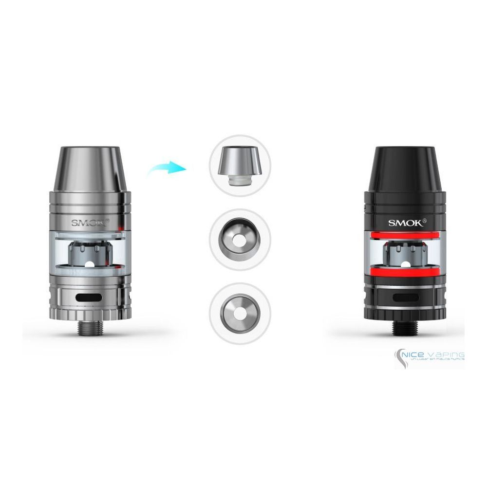 Smok TFV4 Micro Kit Completo 3.5 ml @22mm, 15-60 Watts