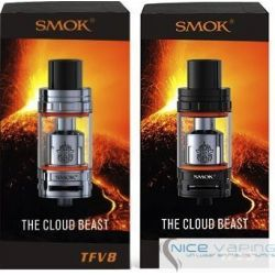Smok TFV8 Cloud Beast -6 ml, 24.5mm 50 -260 W