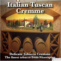 Italian Tuscan Tobacco Cremme