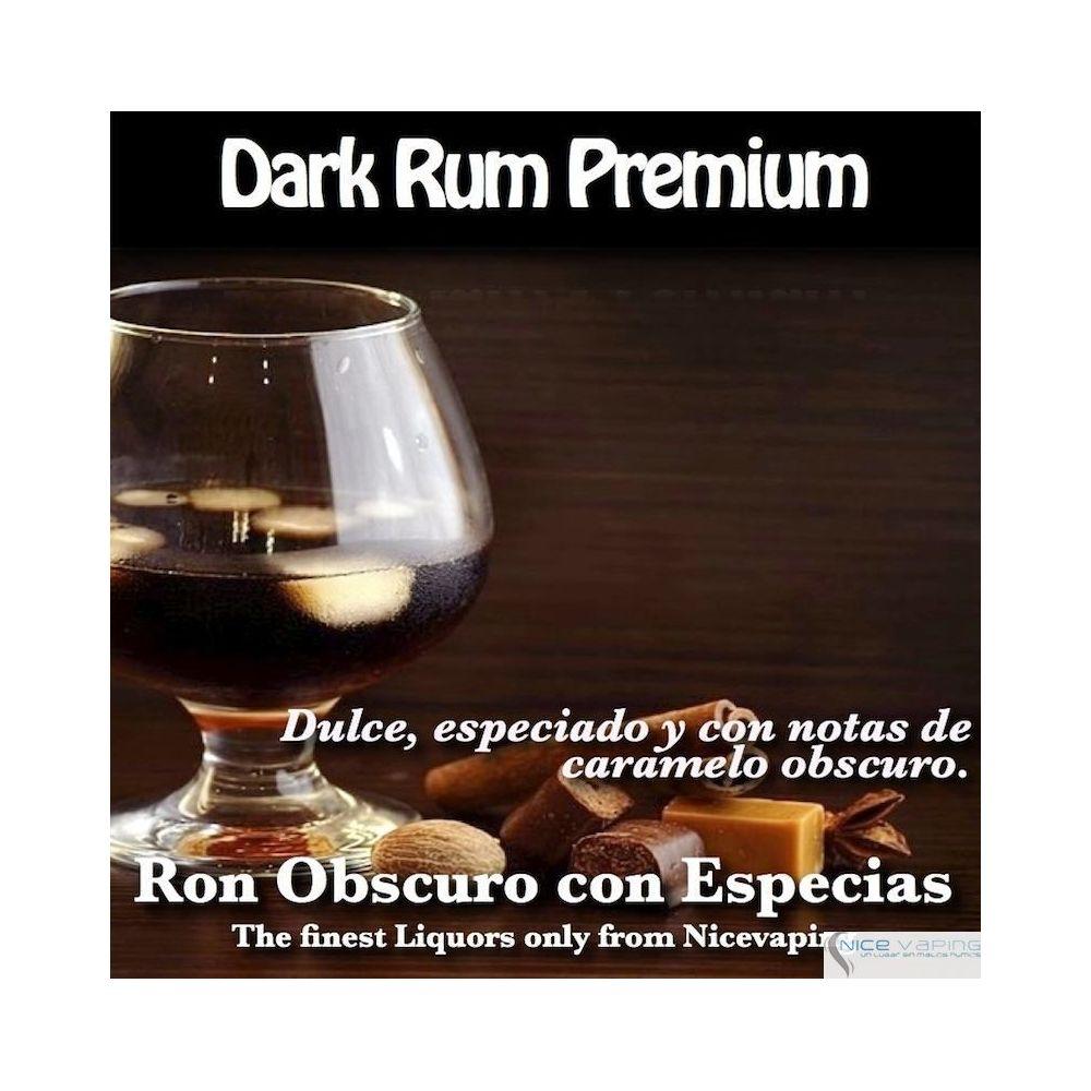 Dark Rum Premium