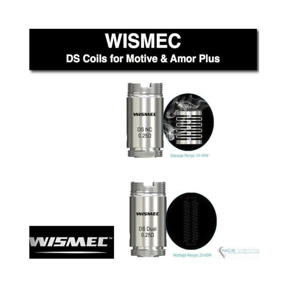 SMOK TFV8 Coil Head, 50-260 Watts