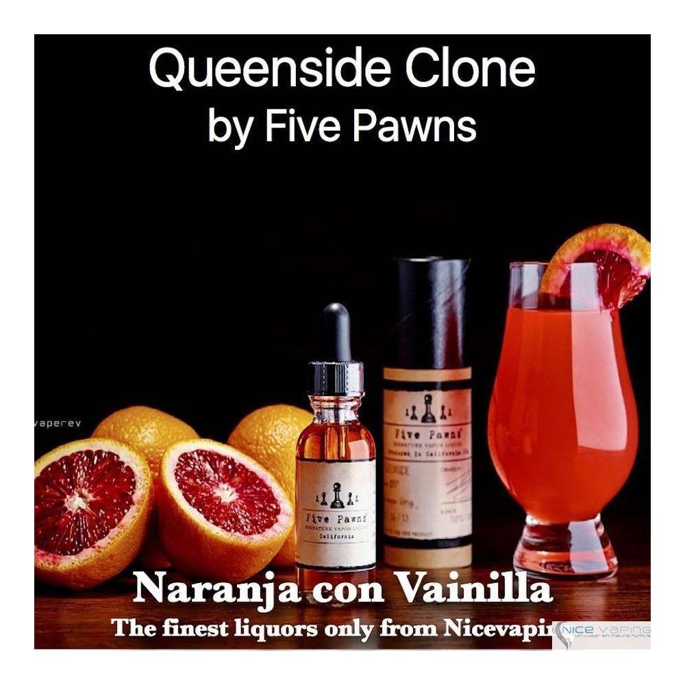 Perpetual Check Clon by Five Pawns
