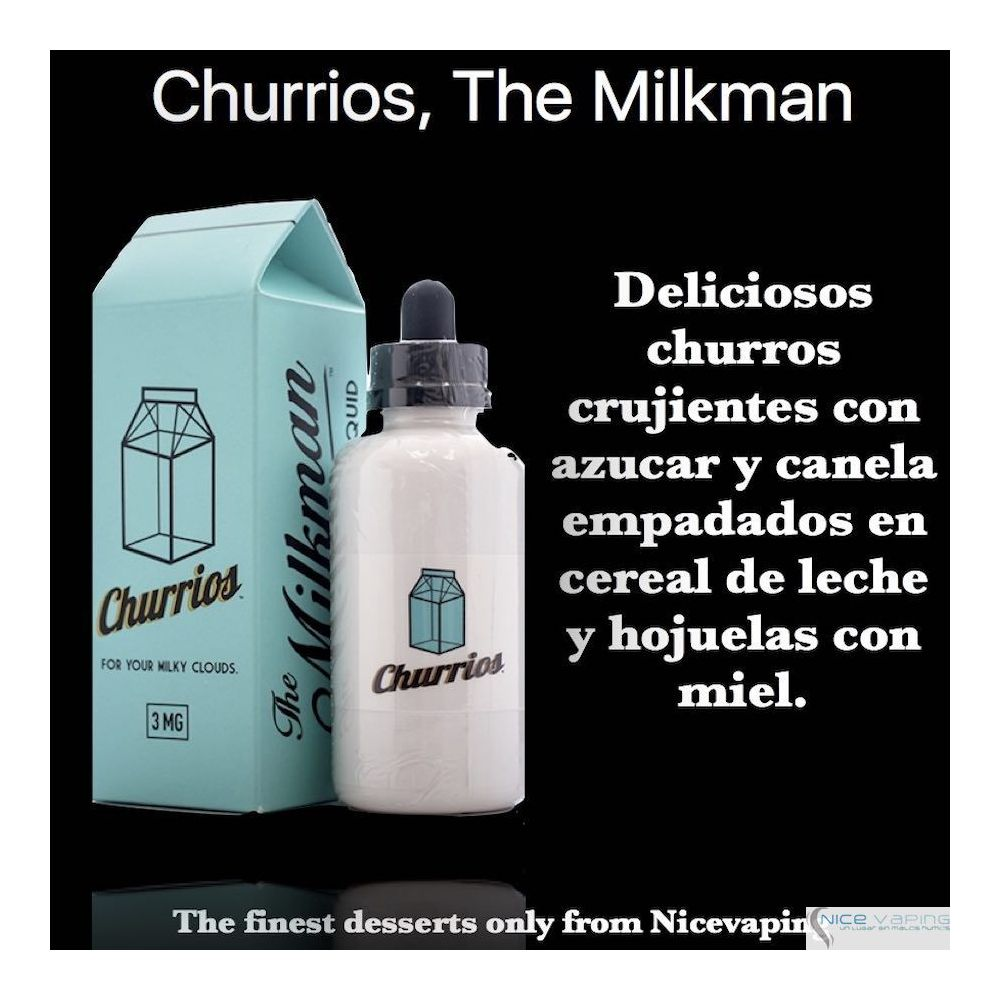 Churrios, The Milkman Clone