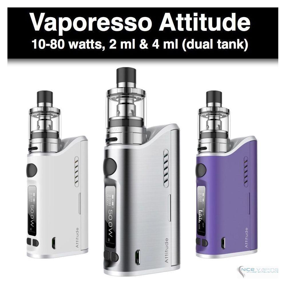 Vaporesso Attitude VTC 75W Kit