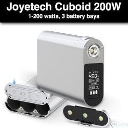 Cuboid MOD 200 by Joyetech - 3 baterias