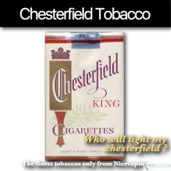 Chesterfield Tobacco Ultra