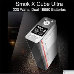 SMOK XCUBE Ultra 220W - Temp Control