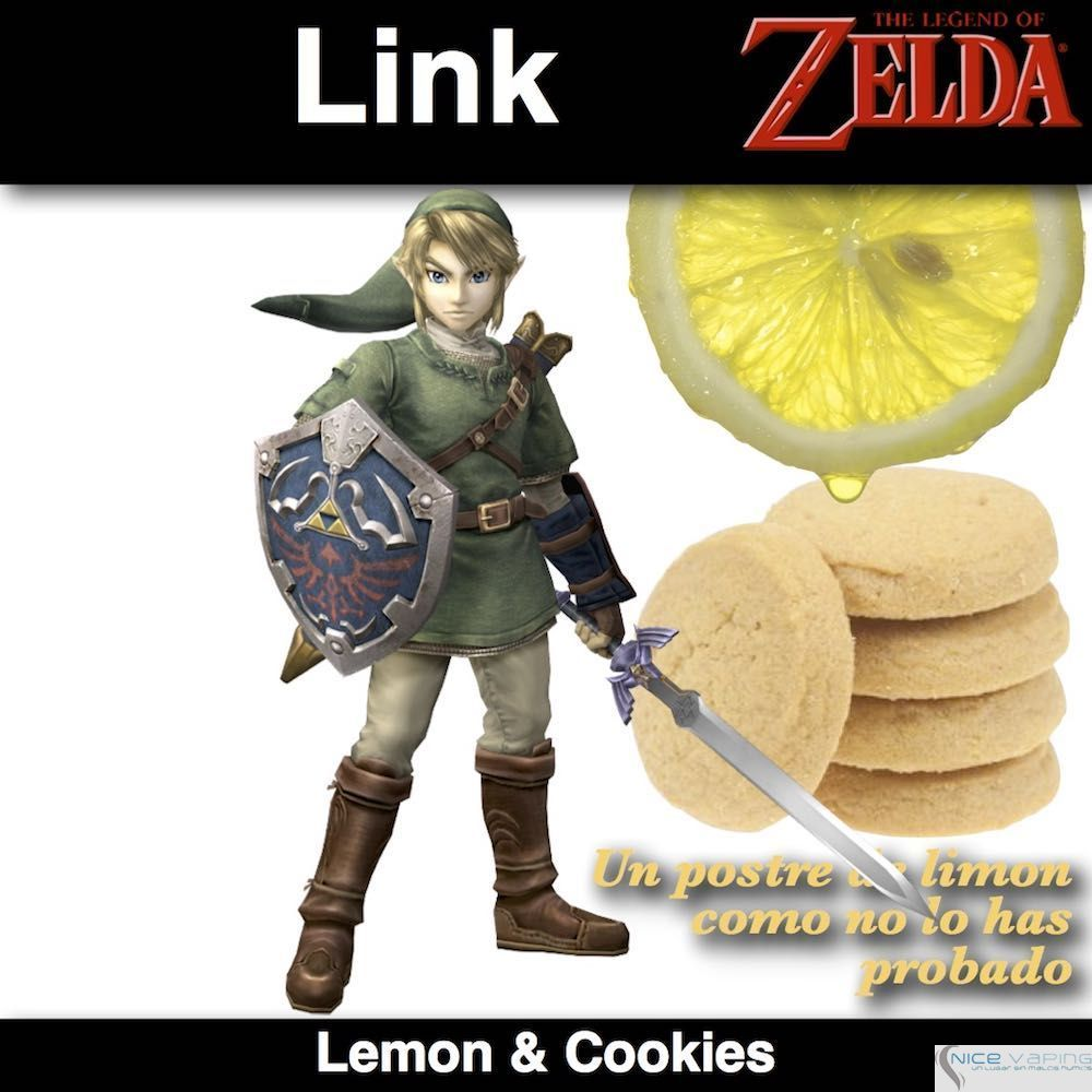 Link, The legend of Zelda Premium