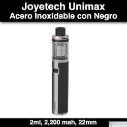 Unimax by Joyetech @2 ml, 2,200 mah, 80 Watts