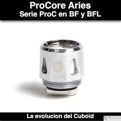 Procore Aries coil head by Joyetech