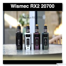 Wismec RX 2 20700