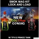 SMOK MAG KIT (includes 2 18650 Samsung 25R2)