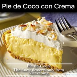 Coconut Cream Pie Premium