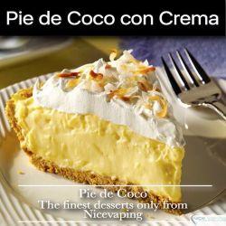 Coconut Cream Pie Premium