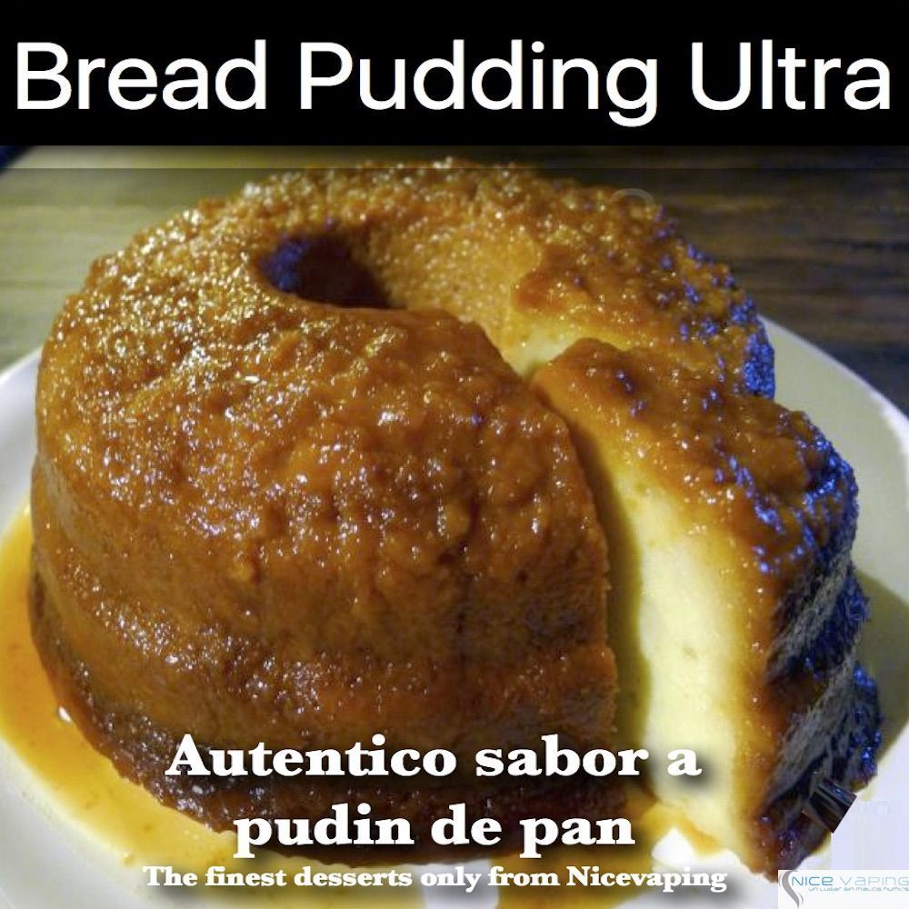Pudin de Pan Ultra