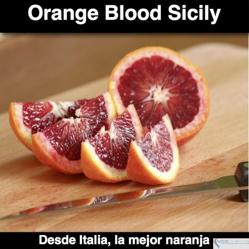 Orange Blood Sicily Premium
