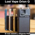 LOST VAPE ORION Q 17W AIO POD Kit - Battery Only