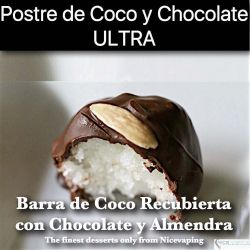 Barra de Coco y Chocolate Ultra
