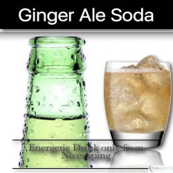 Ginger Ale Energy Premium