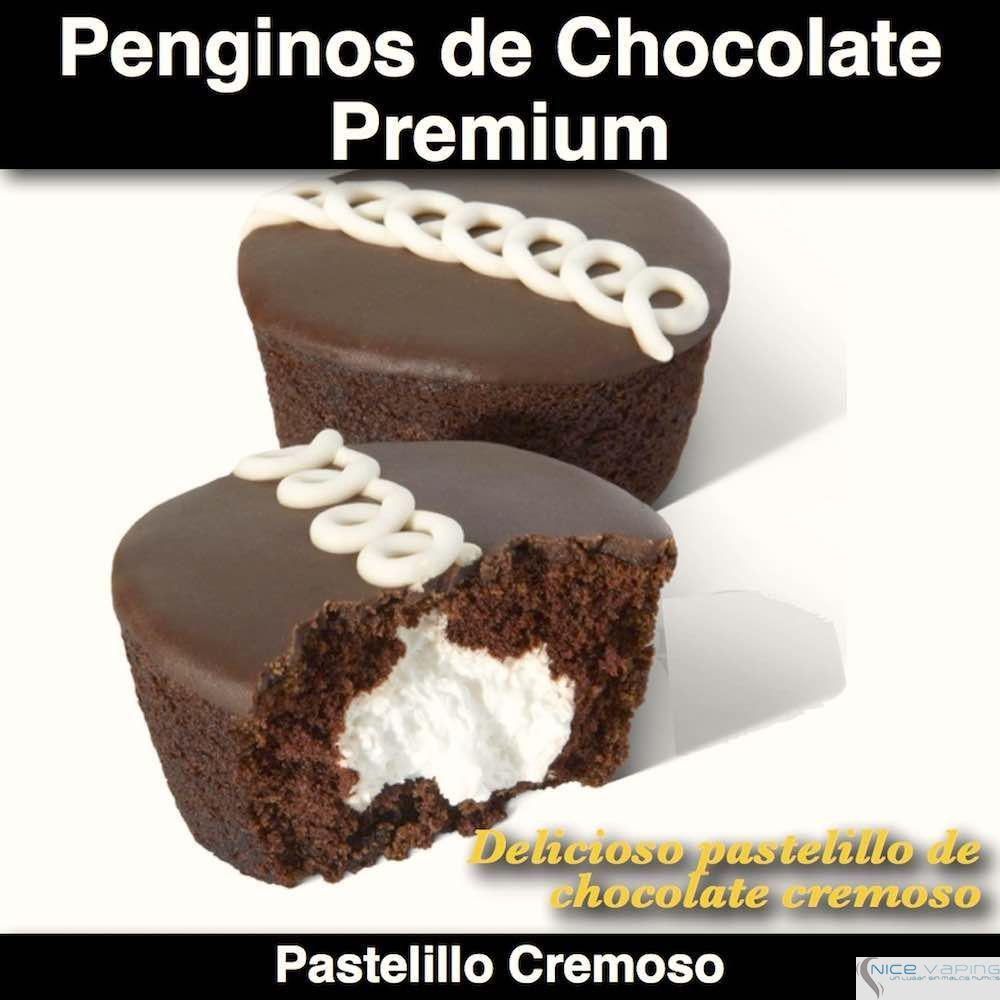 Penguinos de Chocolate Premium