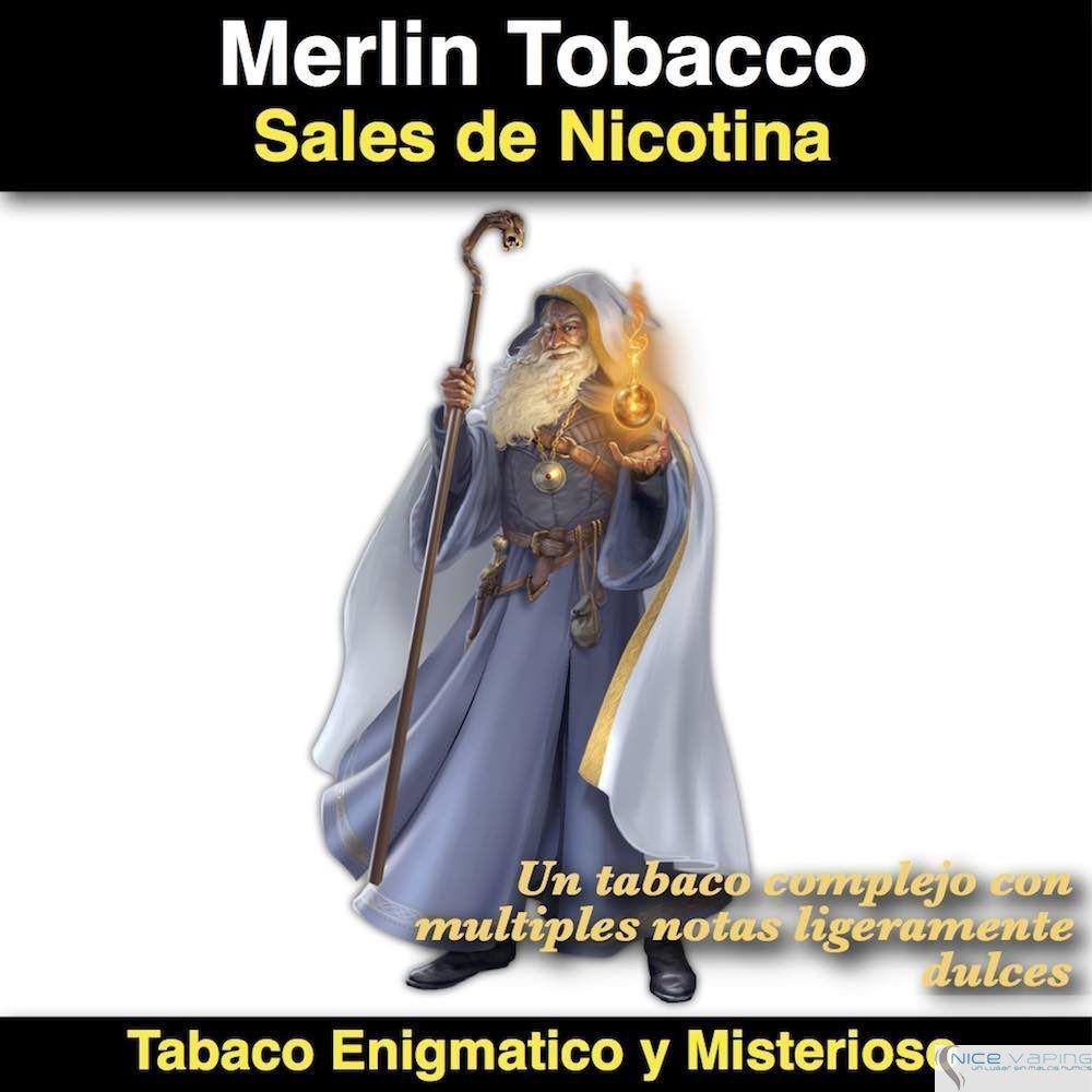 Merlin Tabacco (Sal de Nicotina)