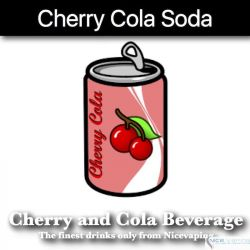 Cherry Cola Drink Premium