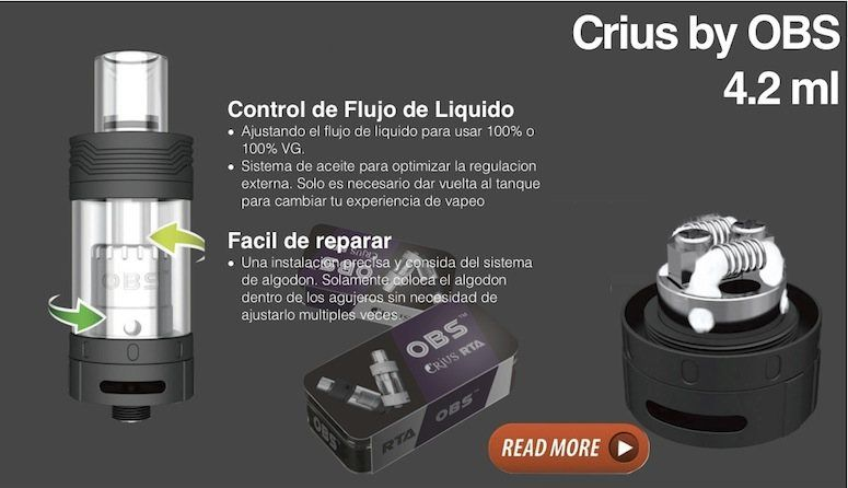 Crius by OBS