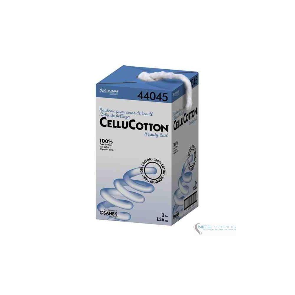 Algodon Organico Americano Cellucotton