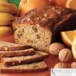 Orange Banana Nut Bread Premium