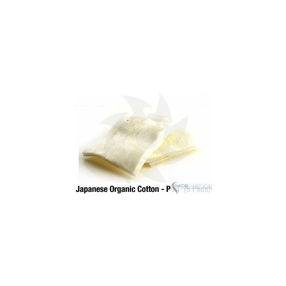 Algodon Organico Japones Puff