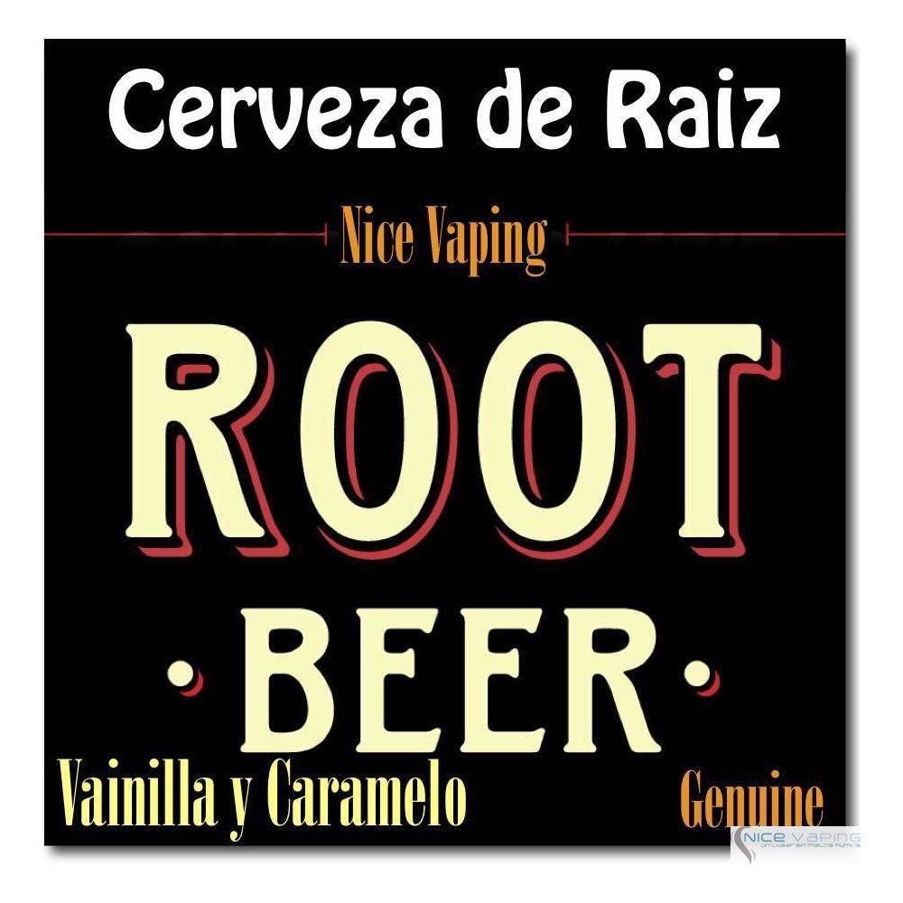 Cerveza de Raiz Vanilla Premium