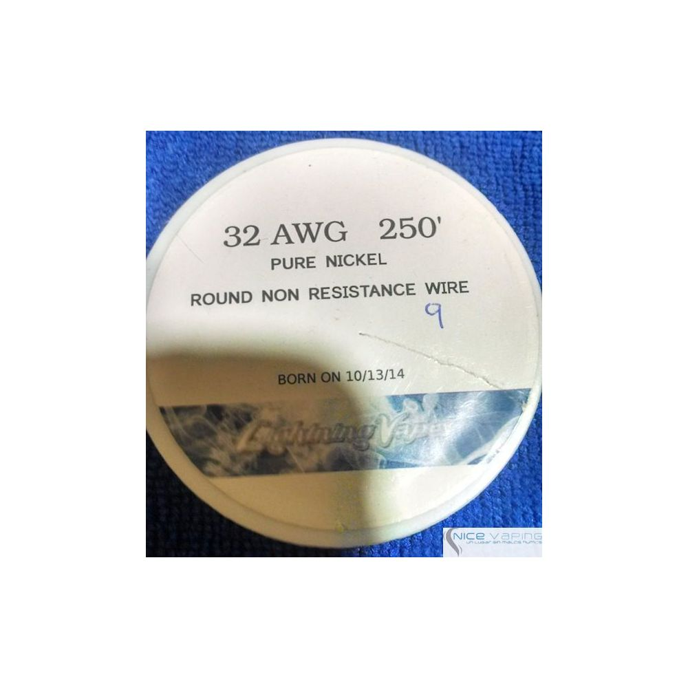Kanthal A1. 32 AWG. Non Resistive. Genuine Lighting Vapes
